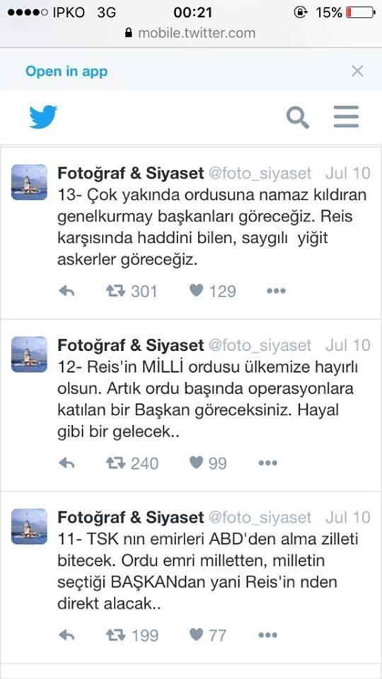 Ja faktet qe konfirmojne se Grushti i Shtetit ne Turqi ishte i kurdisur 1 1 24215