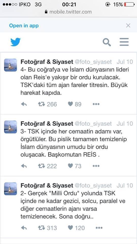 Ja faktet qe konfirmojne se Grushti i Shtetit ne Turqi ishte i kurdisur 1 4 bb1a5