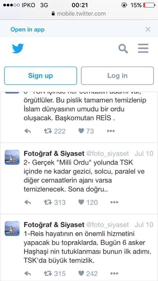 Ja faktet qe konfirmojne se Grushti i Shtetit ne Turqi ishte i kurdisur 1 5 9945f