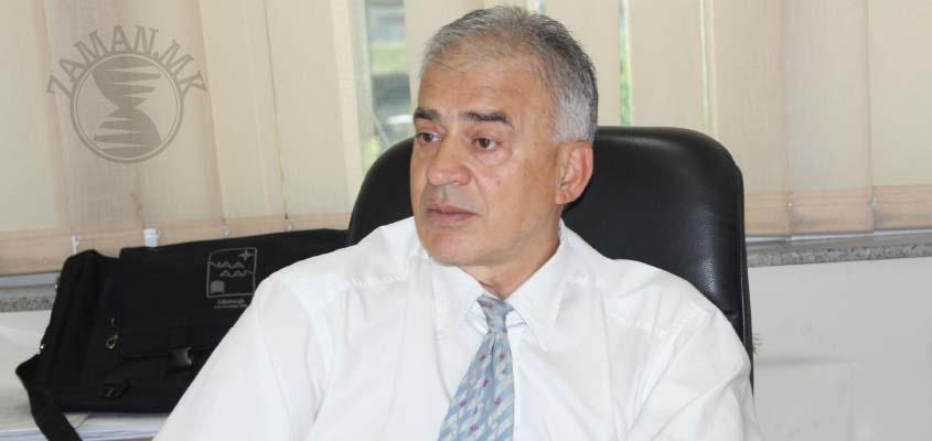 """Prof. Dr. Nano Rujin, """"Siyasi Kriz Makedonya'nın NATO üyeliği konusunda yeni bir engel"""""""