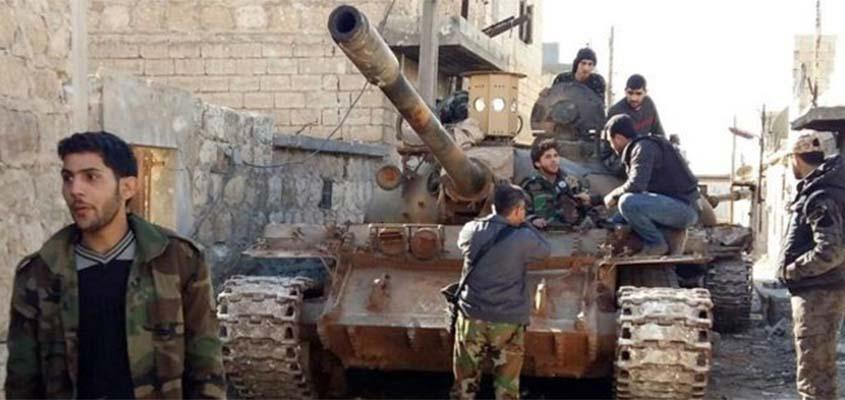 Damascus offers east Aleppo militants to leave besieged area safely
