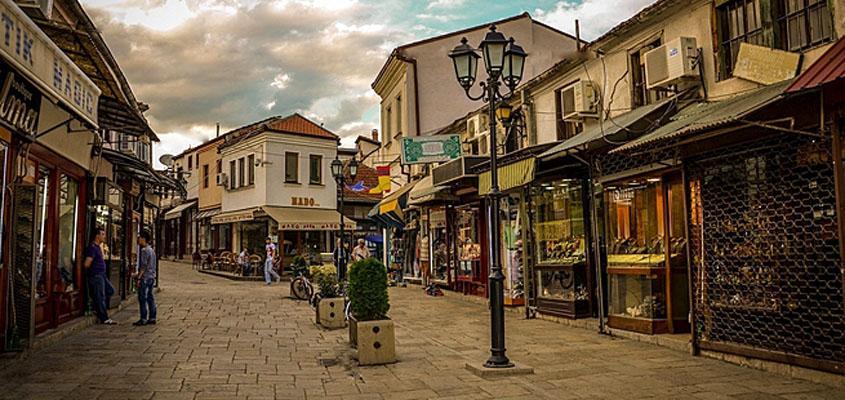 """""""Ќебапот-чаршиски бисер на соживот"""" во Старата скопска чаршија"""