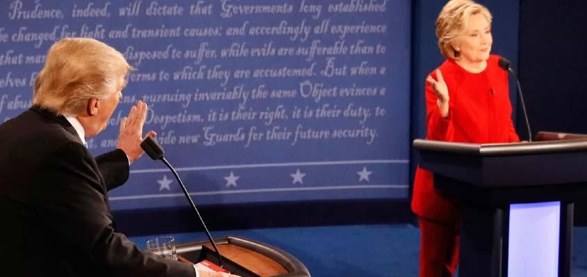 Në SHBA Çelësi Për Fitore Është Debati Në Tv, Kurse Në Vendet Me Demokraci Të Brishtë Fitore Konsiderohet Mungesa E Debatit