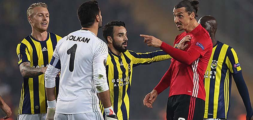 Europa League: Man Utd lose to Fenerbahce
