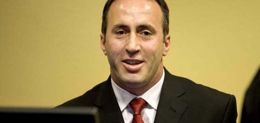 Kosovan President Thaci calls on France to release Ramush Haradinaj