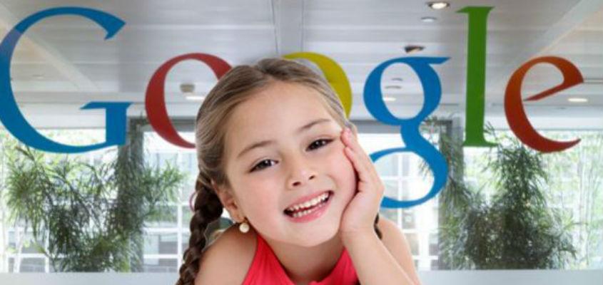 Yedi yaşında Google'a iş başvurusu yaptı En üst yöneticiden cevap aldı