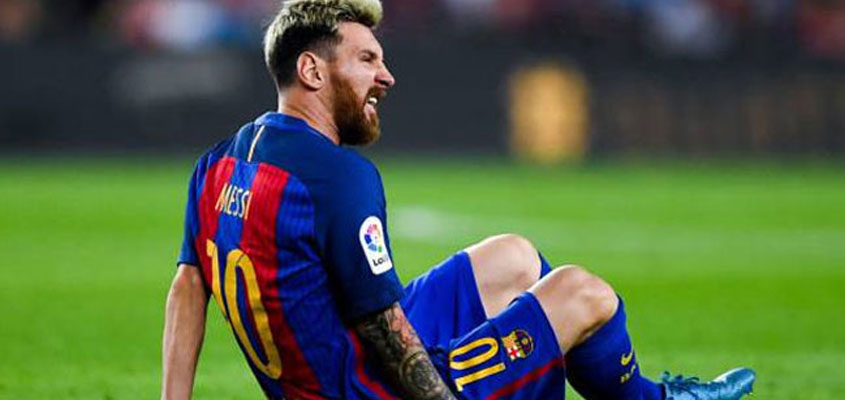 Messi's Spanish jail sentence for tax fraud to stand