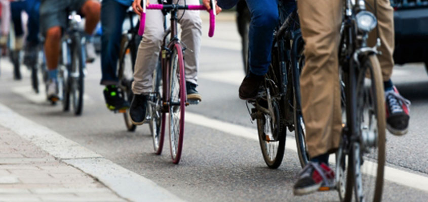 Cycling to work can cut cancer and heart disease: study