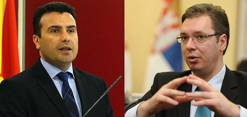 Makedonya'nın dış politikası kabuk değiştiriyor..