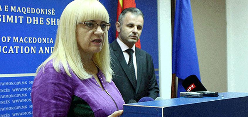 Deskovska: Öğrenci kaydının az oluşu endişe verici..
