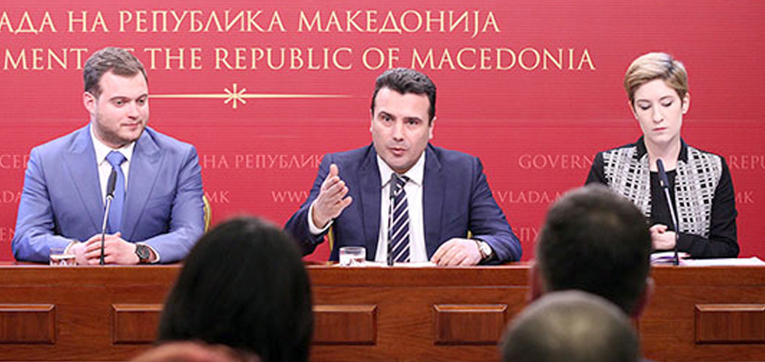 PM Zaev: Macedonia's accession to NATO not an obstacle to advancing the relations with Russia