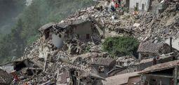 İtalya'daki depremde ölü sayısı 247'ye çıktı