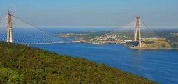 Yavuz Sultan Selim Köprüsü Açıldı...