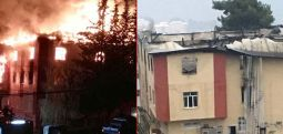 Adana'da Kız Öğrenci Yurdunda Facia