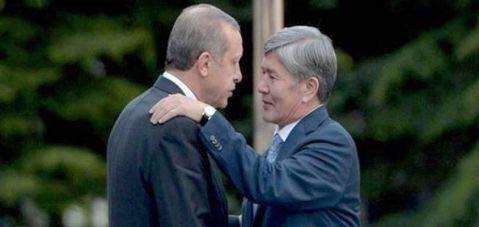 Atambayev: Erdoğan'a müteşekkirim, Gülen'i tanımıyorum, okulları da kapatmıyorum