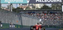 Vettel stuns Mercedes with Melbourne win