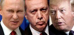 Erdoğan will meet with Putin, Trump in May