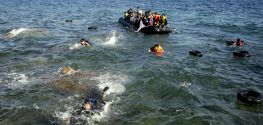 After Lesvos boat tragedy UNHCR calls for legal ways to reach Europe