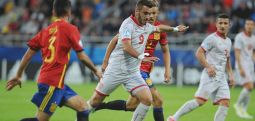 U21 Euro: Macedonia soundly beaten by Spain in opening match