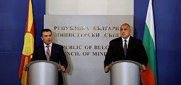 Bulgaria supports united Macedonia and its membership in NATO and EU