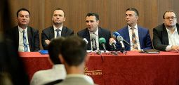 Date for EU accession talks expected in 2018, support secured from Bulgaria, says Zaev in Sofia