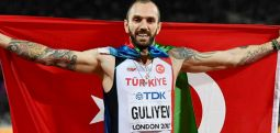 Athletics: Guliyev ruins Van Niekerk's double dream
