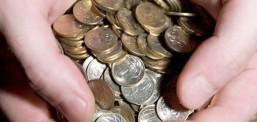Rusya'da bir iş insanı borcunu 4 milyon 670 bin madeni para ile ödedi