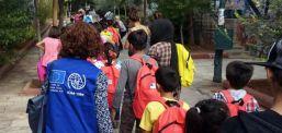 Child migrants suffer police violence on EU borders: MSF