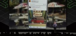 Risi: Facebook sjell postimet 3D