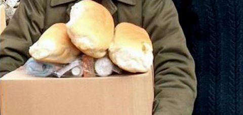 "Humanitarian campaign ""Feed 1,000"""