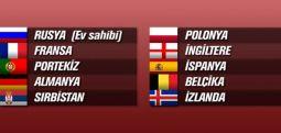 2018 Dünya Kupası Avrupa Kıtası Elemelerinde grup maçları sona erdi