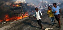 Somali'de katliam: En az 231 ölü