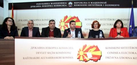 DSK: Birinci turda 45 belediye başkanı seçildi, 35 belediye ikinci tura kaldı..