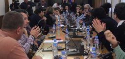 Meclis Başkanı Caferi, medya temsilcilerine çalışmalarını anlattı