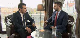 Bulgar televizyonuna konuşan Zaev: Makedonya Bulgaristan ile imzaladığı iyi komşuluk Anlaşması'ndan çok şey kazandı hiçbir şey kaybetmedi