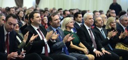Enes İbrahim THP'nin yeni genel başkanı oldu..