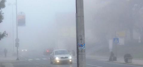 Mjegulla e pengon qarkullimin rrugor, ndërsa ai ajror dhe hekurudhor zhvillohen pa probleme