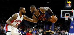 NBA: James hits milestone as Cavs top Lakers