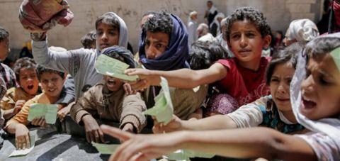 UN relief office warns of increasing famine in Yemen