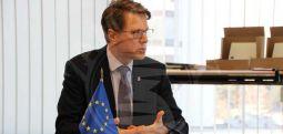 (ÖZEL RÖPORTAJ) - AB Makedonya Büyükelçisi Jbogar: AB'ye tam üyelik için Yargı, İstihbarat ve Kamu Yönetimi alanlarında reform yapılması şart..