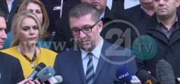 Mitskovski: VMRO-DPMNE Milletvekilleri Meclis Çalışmalarına Katılmayacak
