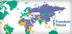 BBC | Freedom House, Türkiye'yi 'özgür olmayan ülkeler' kategorisine aldı