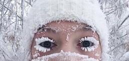 Kur të ngrijnë edhe qerpikët, në Rusi minus 67 gradë