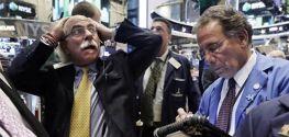 ABD borsası tarihteki en sert günlük düşüşünü yaşadı