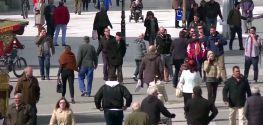 Makedonya'da yaşayan kişi sayısı 2 milyonun üzerinde..
