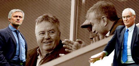 Abramovich teknik adam kovmaktan yorulmuyor