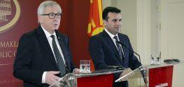 Juncker: Reformlar devam ederse, AB üyeliği için müzakere tarihi alınabilir..