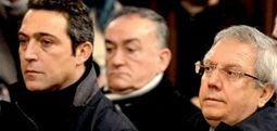 Aziz Yıldırım: Fenerbahçe taraftarı bölünmüştür, Ali Koç'u tebrik ediyorum
