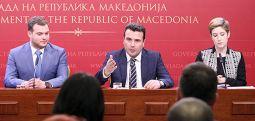 Заев: Интеграцијата во НАТО не е во спротивност со унапредувањето на соработката со Русија