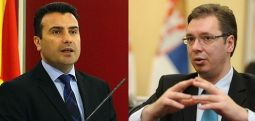 Zaev-Vucic: Macedonia and Serbia vow to improve relations, settle issues through dialogue
